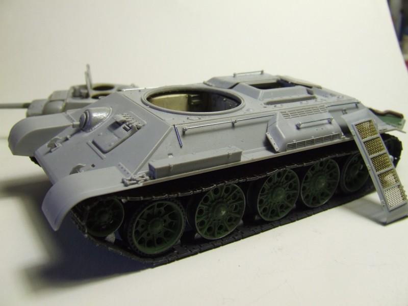 C'est reparti pour un T 34... 9270299119