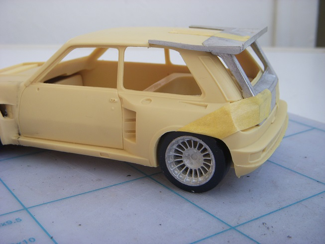maxi 5 turbo tour de corse 1985. Black Bedroom Furniture Sets. Home Design Ideas