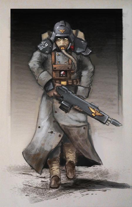 [W40K] Collection d'images : La Garde Impériale - Page 3 927418deathkorpsofkriegguardsmanbywandererartsd5bbuai