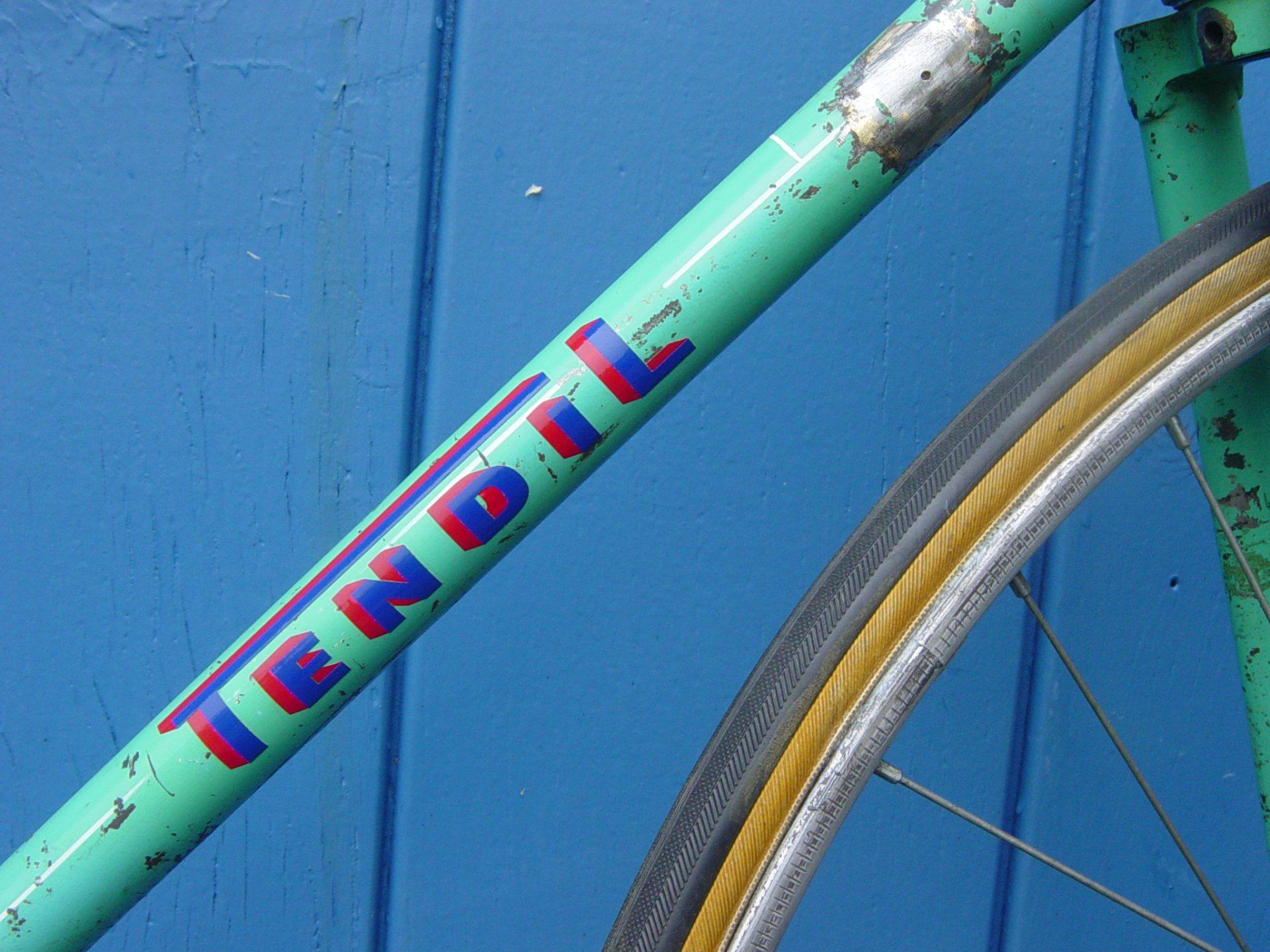 Vélo de course TENDIL 1939 927520marquagetendil