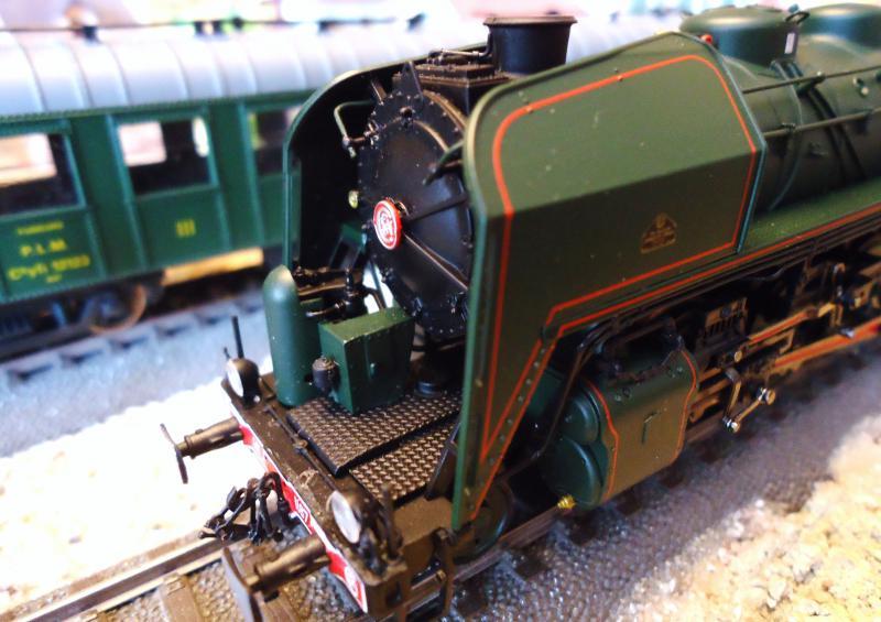 Loco vapeur 141 Jouef 3 rails AC d'origine 927736DSC02367