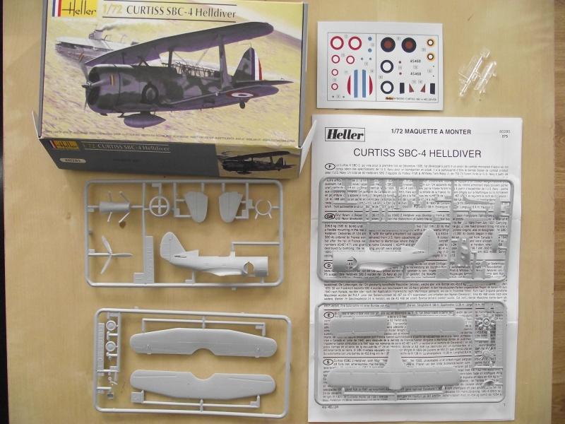 [Heller] Curtiss SBC-4 Helldiver 928120DSCF2170