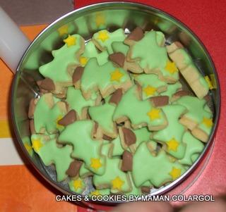 Décembre 2011 : biscuits décorés 9289171000331