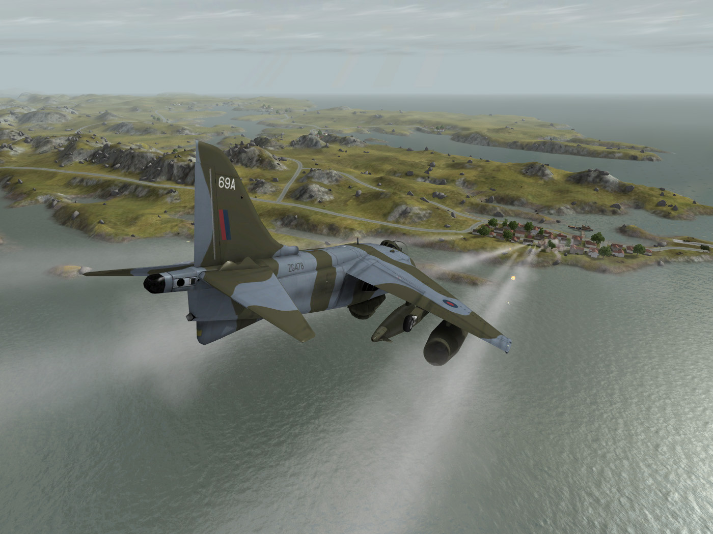 [PR BF2] Mini-Mod Falklands (Malouines)  930422758