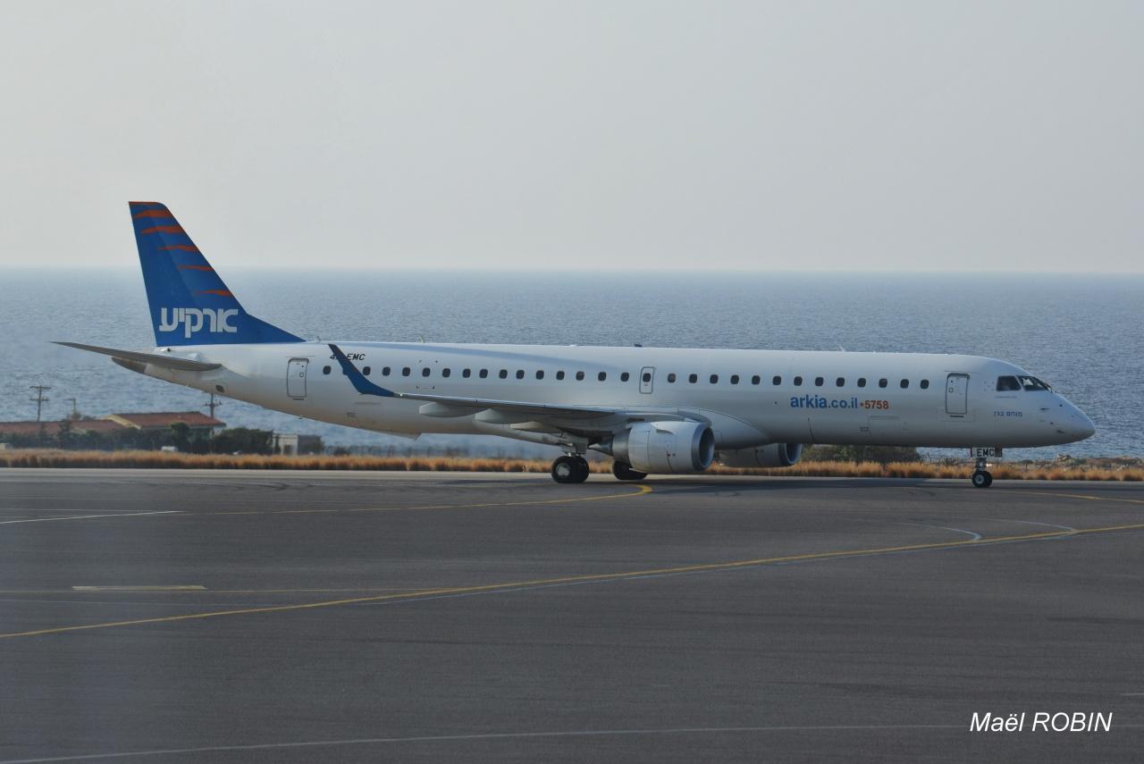 Heraklion International Airport (LGIR) Août 2016   930793DSC0519