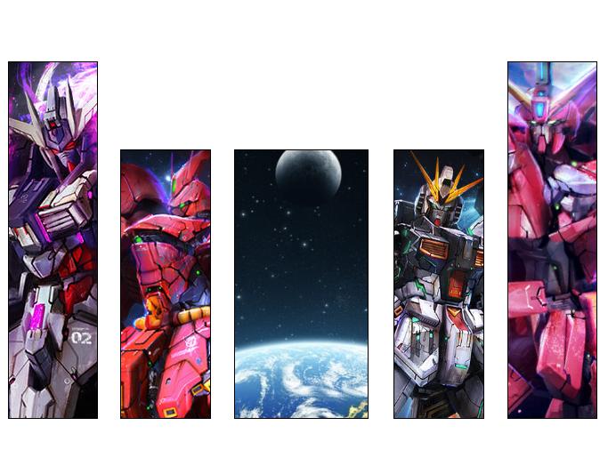 Gundam Multiverse