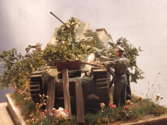 sd.kfz 140 flakpanzer (gépard) maquette Tristar 1/35 - Page 3 933368P8310003