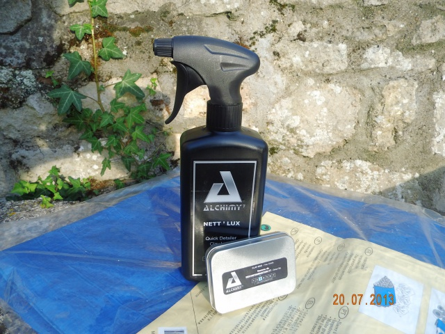 [TUTO] Entretien avec les produits Alchimy7 933615DSCI0058