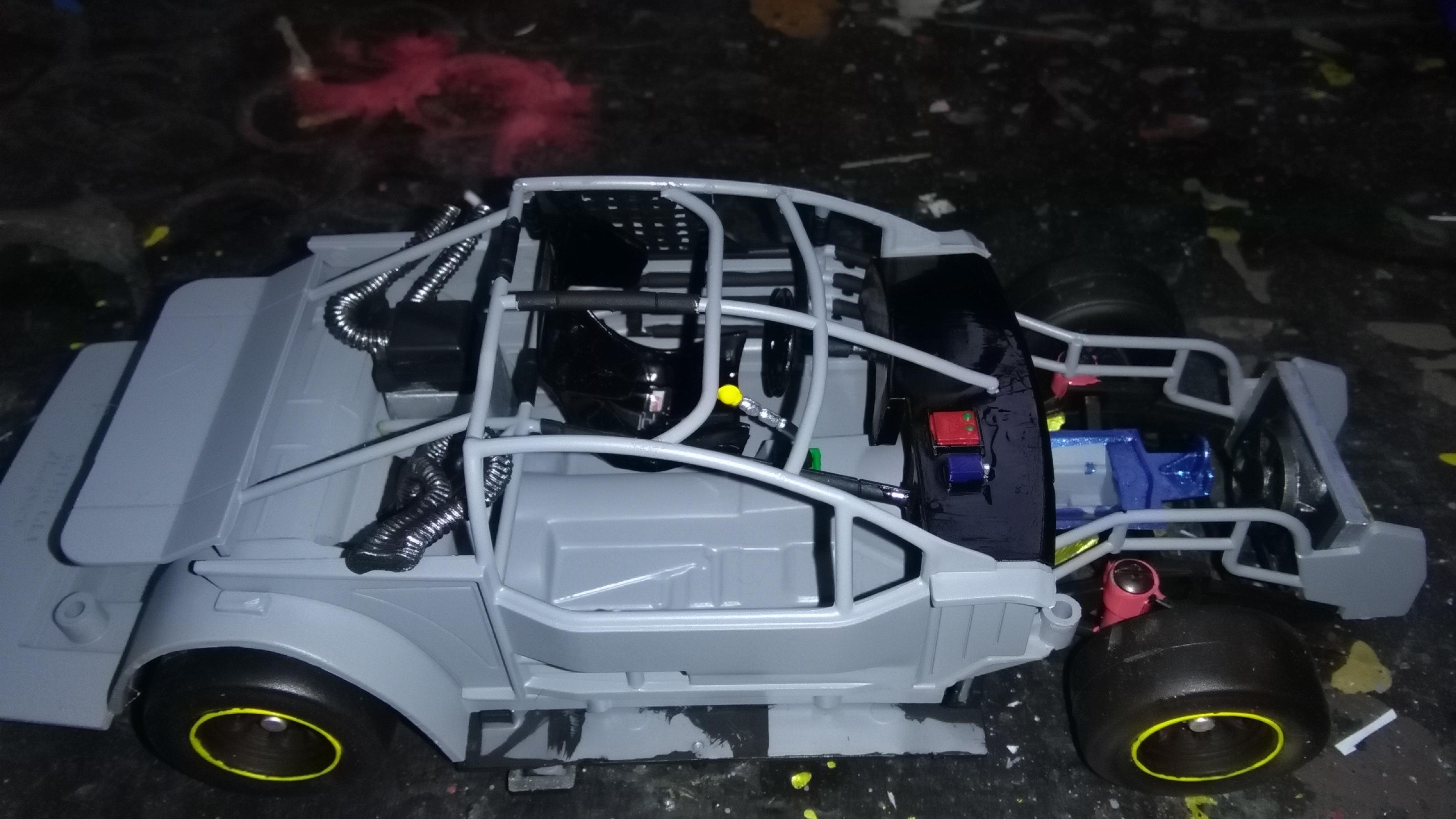 Chevrolet SS 2015 #24 Jeff Gordon 3M 933635IMG20170319171014