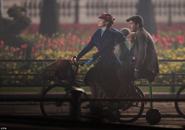 Le Retour de Mary Poppins [Disney - 2018] - Page 5 934514IMG20170409172948