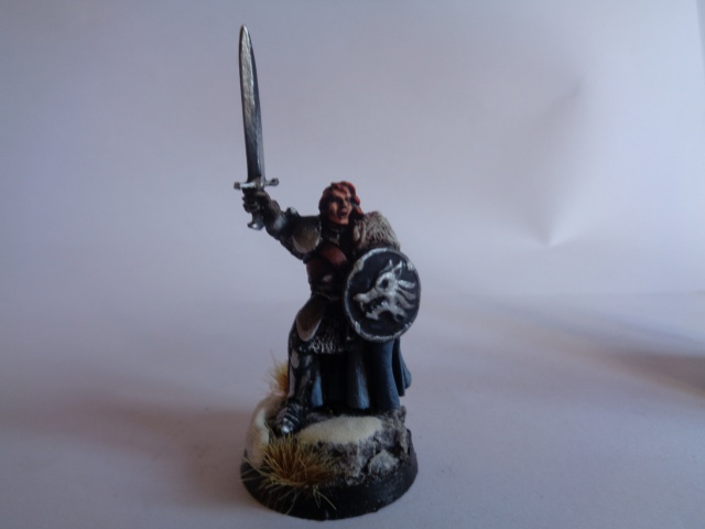 [Conversion] Figurines SdA ==> GoT : armée Stark - Page 2 935767DSC00737