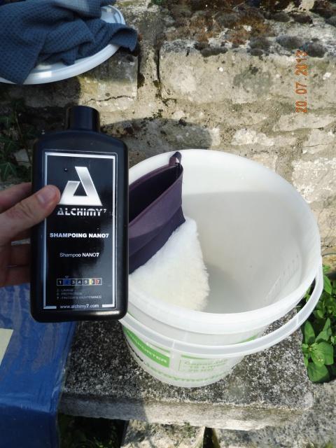 [TUTO] Entretien avec les produits Alchimy7 936940DSCI0027