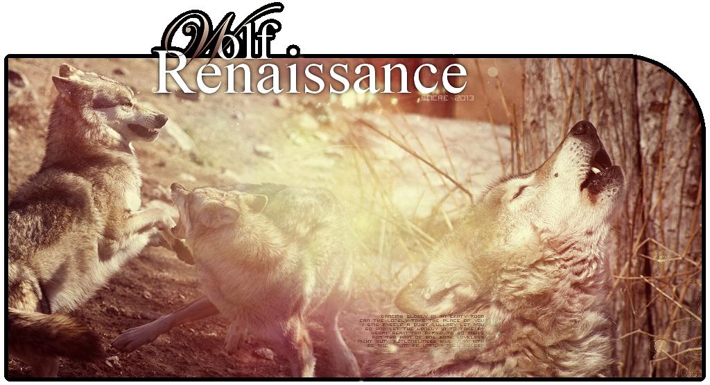 Wolf Renaissance