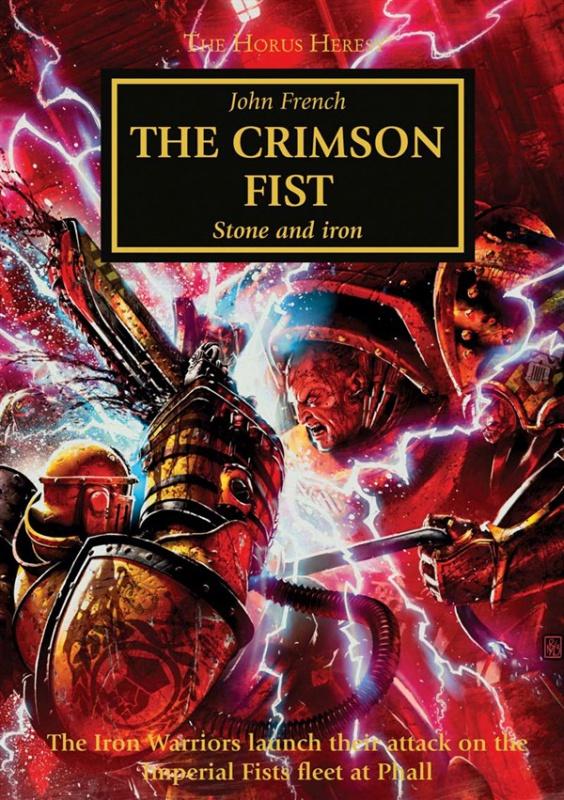 [Horus Heresy] The Crimson Fist de John French 937665CrimsonFist