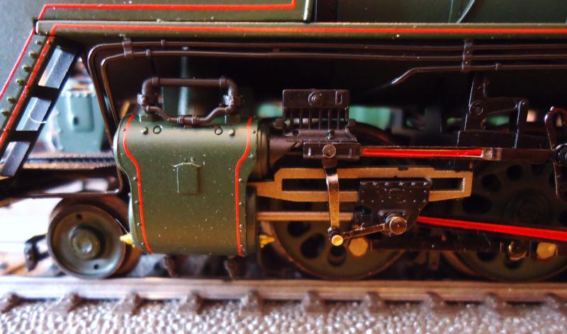 Loco vapeur 141 Jouef 3 rails AC d'origine 937726DSC02369