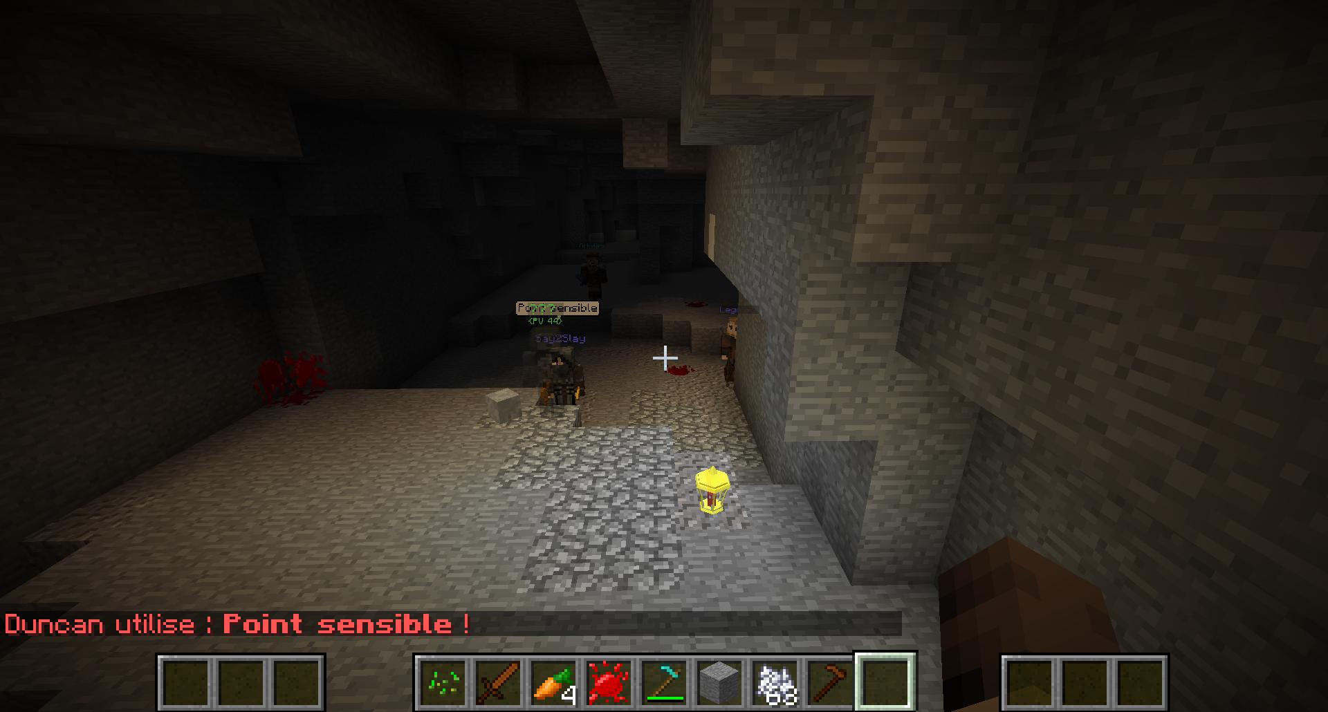 Les fantômes de la grotte du NainFini, les trolls et les loupés. 93810220160803002410