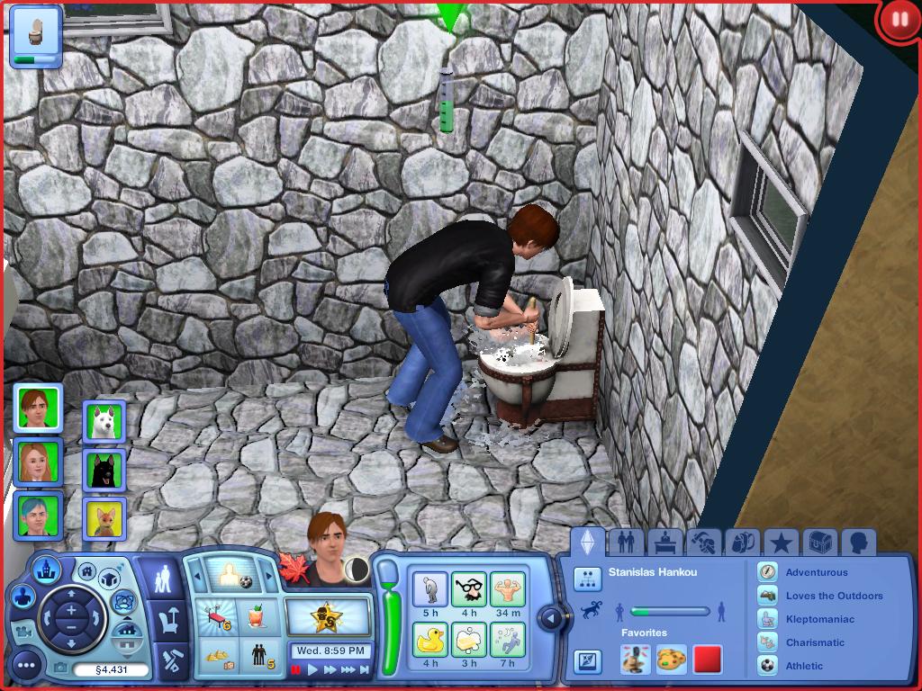 Les Sims ... Avec Kimy ! 938736Stanquidboucheleschiottes