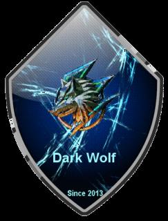 Dark Wolf [DW] 938819DarkWolf16x16