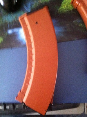 comment rendres les  moches chargeur ak oranges en jolie chargeur rs style 939013004