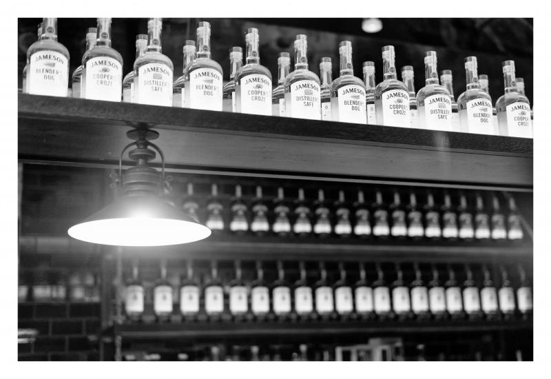 Dublin : Jameson's distillery 939734L1004061dxo