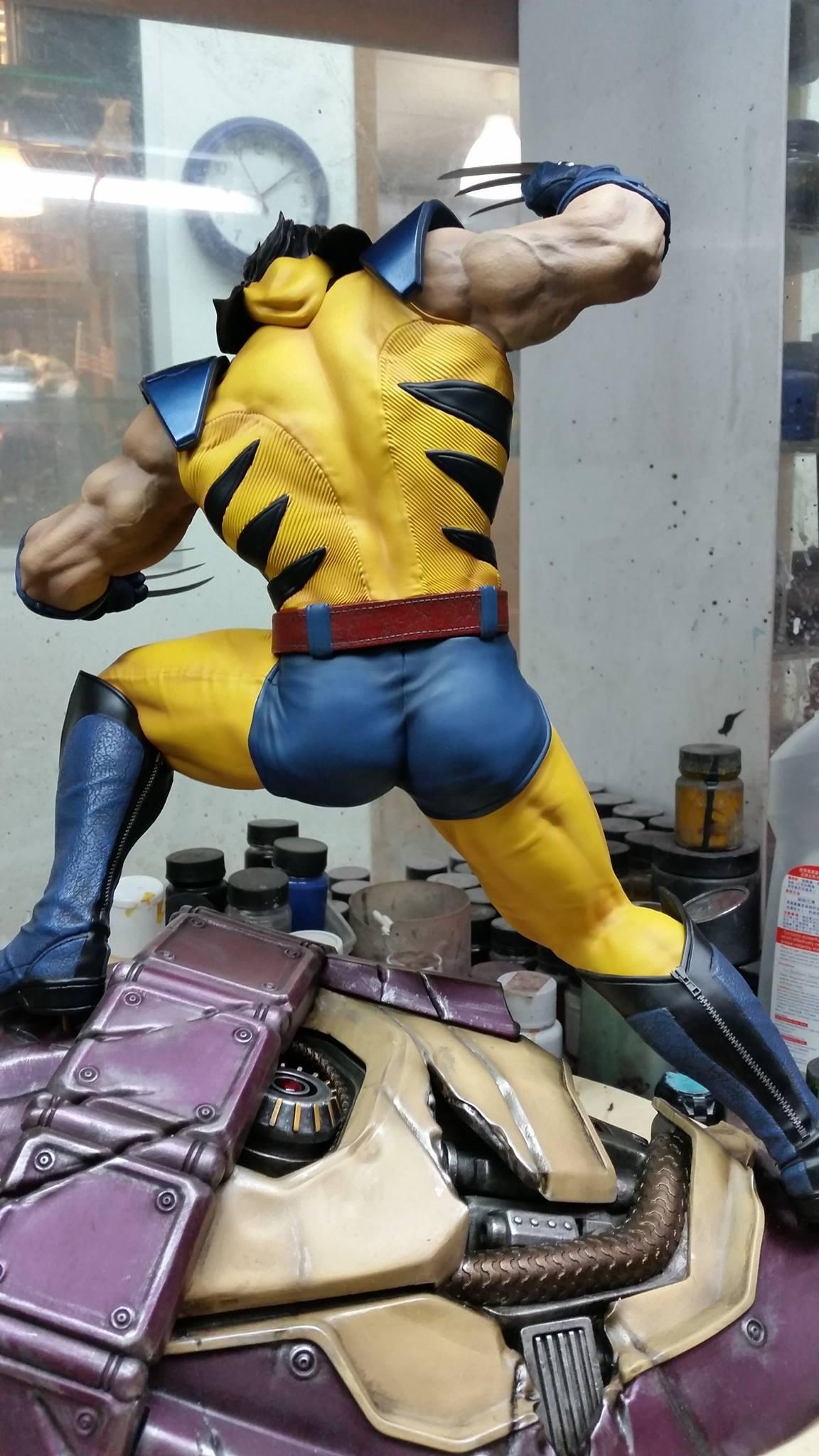 Premium Collectibles : Wolverine - Comics Version - Page 2 9397771049534514171091518431135564174044931532539o