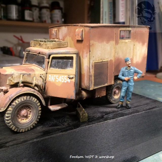 Ford Wot 3 RAF - Plus Model - 1/35 - Page 2 940362IMG3732