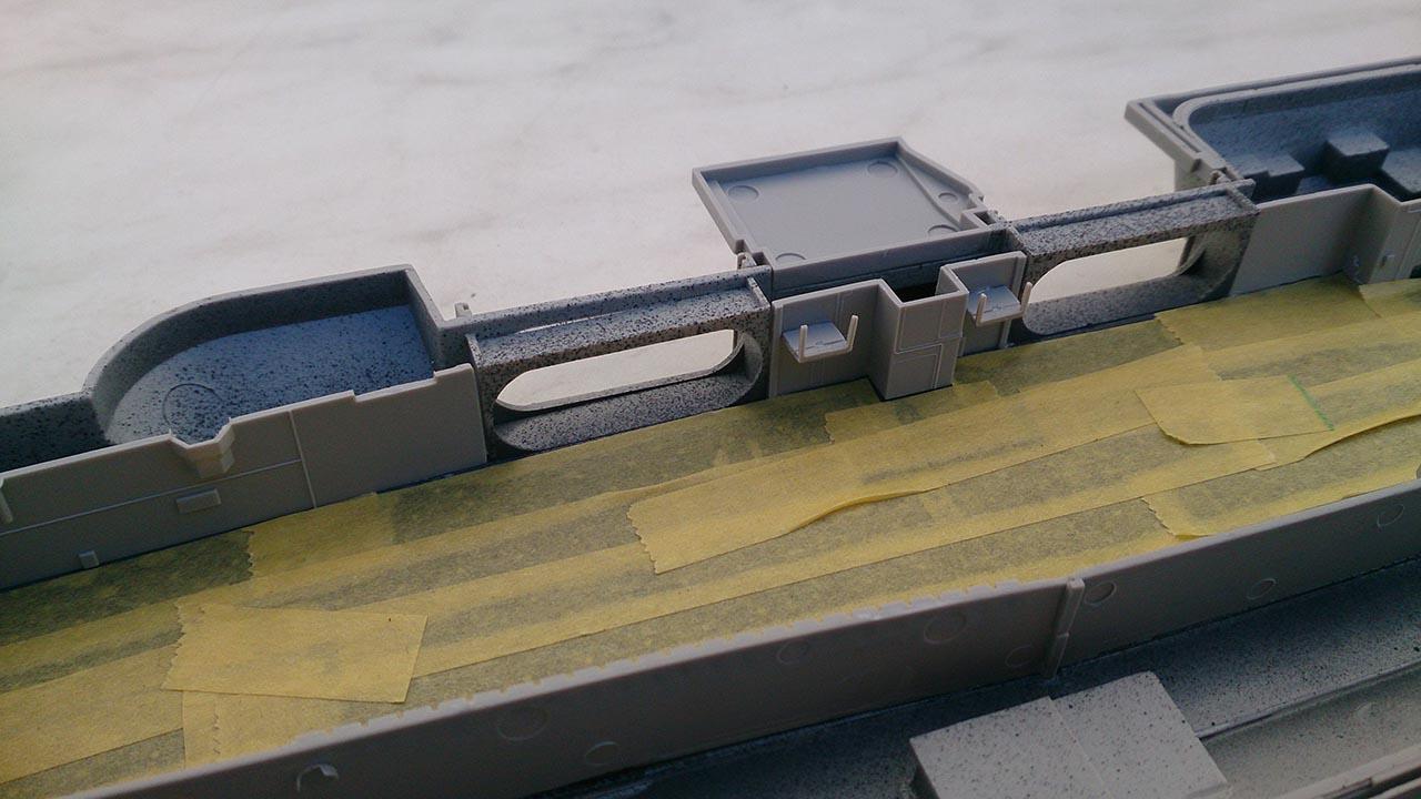 USS Theodore ROOSEVELT CVN-71 [Trumpeter 1/700] 941705cvn7126