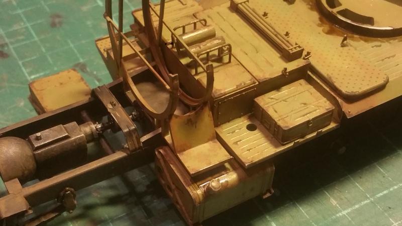 BM-21 GRAD 1/35 TRUMPETER 94207720161108195027