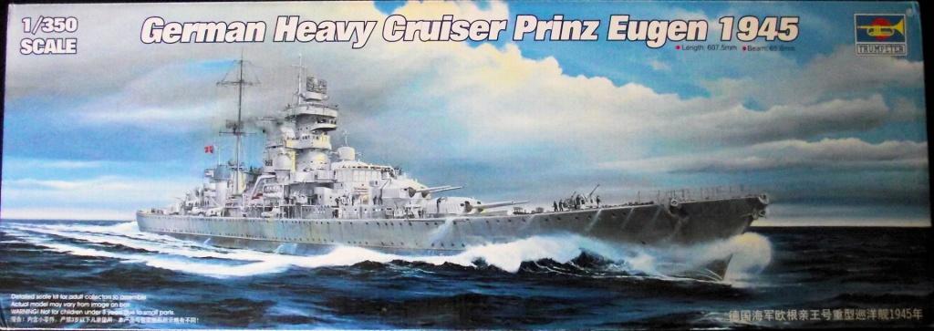 Prinz Eugen Trumpetter 1x350 avec PE Eduard 942126PrinzEugen1x3501