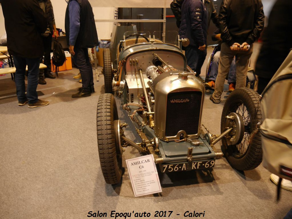 [69] 39ème salon International Epoqu'auto - 10/11/12-11-2017 - Page 5 942700P1070637