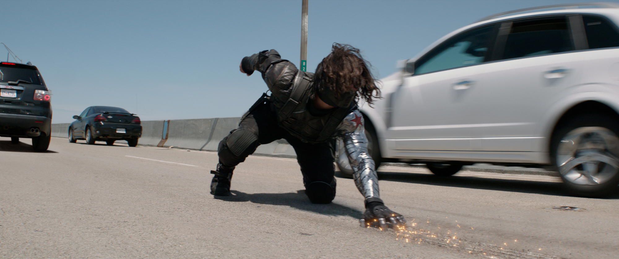 Captain America : The Winter Soldier 942800Screen06