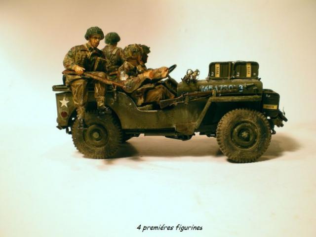 6 pdr ,jeep ,équipage airborne Bronco 1/35 (sur la route de Ouistreham) 943183IMGP0014