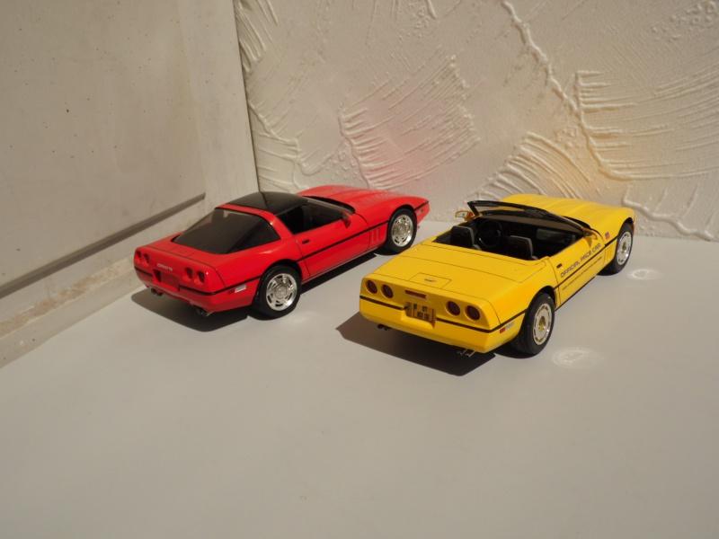 Chevrolet Corvette's C4. 943623SAM5004