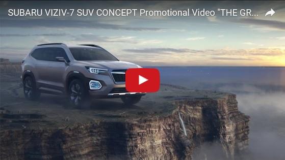 Subaru a dévoilé le concept VIZIV-7 SUV au salon Los Angeles 2016  943920subaruviziv7suvconcept1