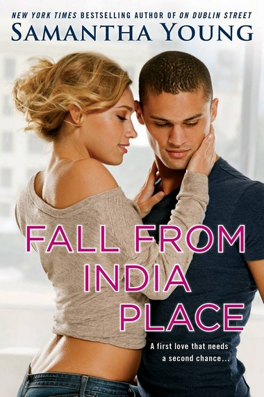 Dublin Street - Tome 4 : India Place de Samantha Young 943954fallfromindia