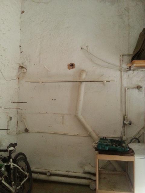 La construction de mon bloc dans le garage 94431220140830164917