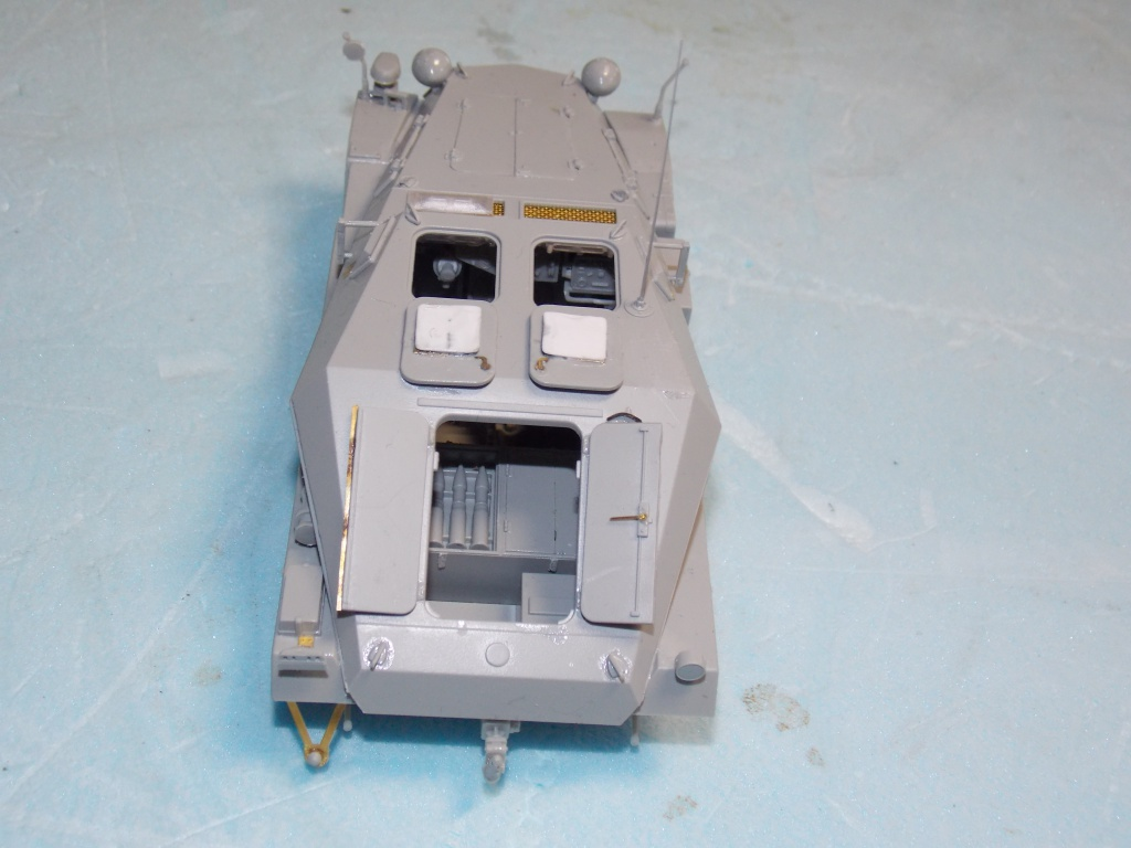 Quelque part front est été 41  Stug III ausf B (tamiya ) et SdKfz  252 (dragon ) 1/35 944433DSCN5378
