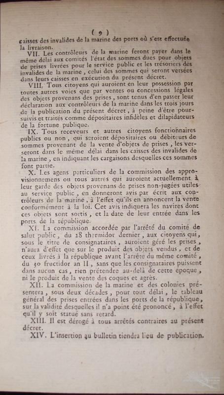 Les corsaires français de 1789 à 1815 946035DSCF6393