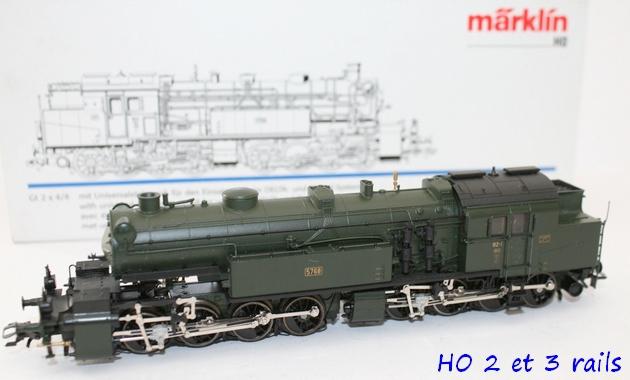 Les locomotives à vapeur articulées 946235Marklin34962BayMalletGt2x44DELTA1R