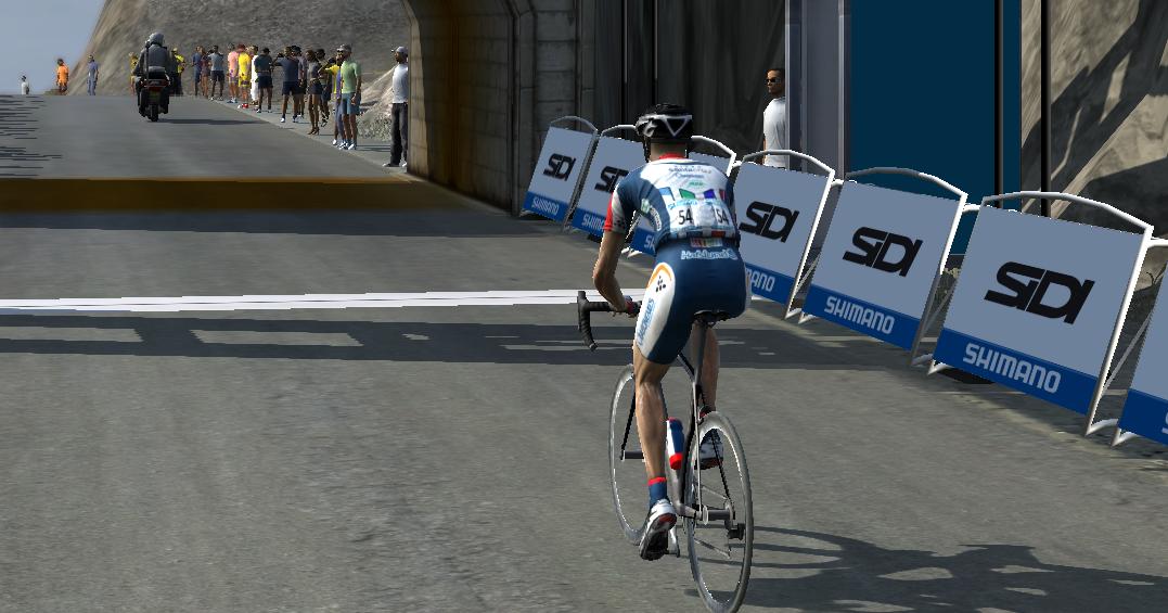 [PCM 2013] Hidro Santa-Cruz [Vuelta al Tachira en Bicicleta] 94648601Etape2