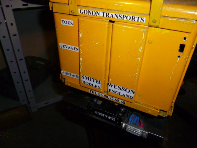 Autoportée Atkinson, camion grue à flèche treillage de dépannage époque 1940.  946570atkinsonplusChabris017
