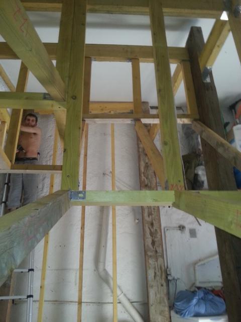 La construction de mon bloc dans le garage 94827720140913162220