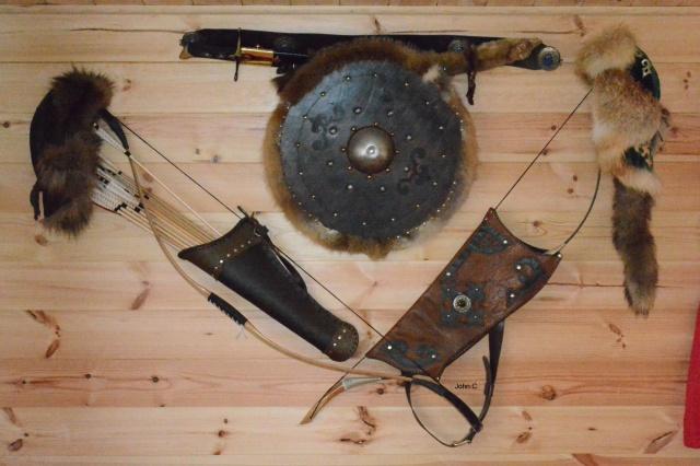 SEMAINE DU BUSHCRAFT avec l'Ecole Ichmoukametoff : Archerie traditionnelle bashkir - MAI 2020 948997murbatyrjohnc