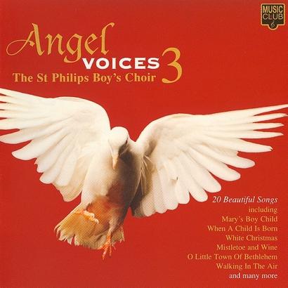 La discographie St Philip's Boy Choir / Angel Voices 949113Couvsmall
