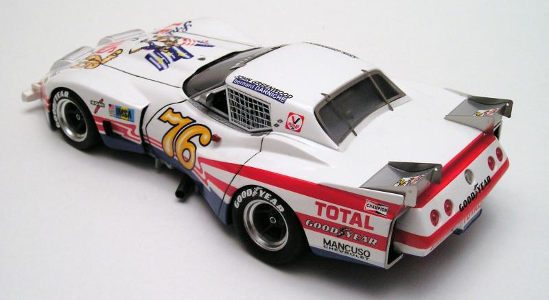 Corvette Greenwood le Mans 1976 949163016