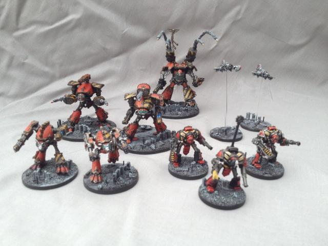 [Epic] Tyranides et Legion Titanique 949268IMG3347