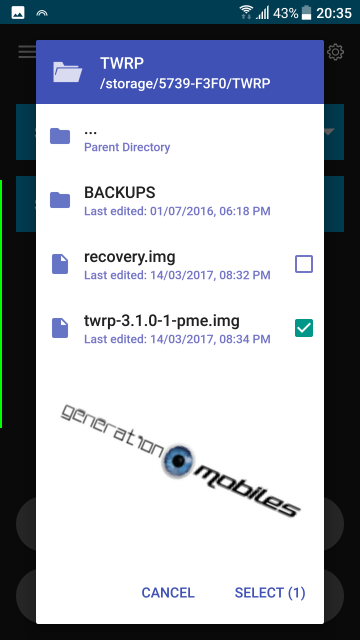 [RECOVERY HTC 10] TWRP 3.3.0-0-pme [15/04/2019] 94931212Screenshot