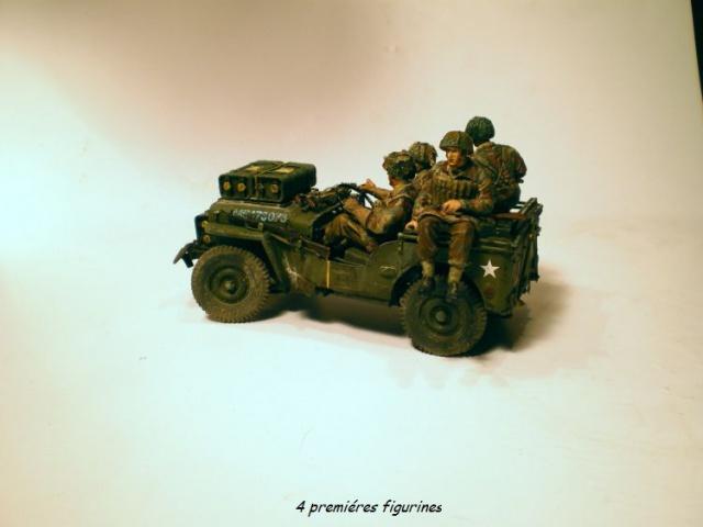6 pdr ,jeep ,équipage airborne Bronco 1/35 (sur la route de Ouistreham) 952237IMGP0009