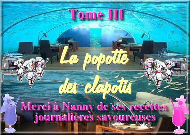 """La """"Popotte des Clapotis"""" Tome III 952472lapopottedesclapotisIII"""