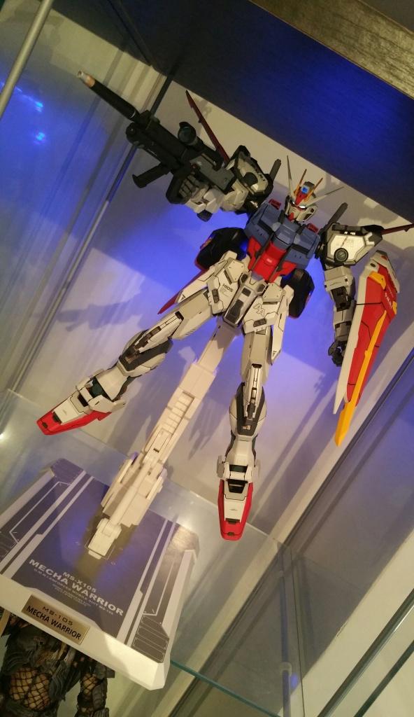 Review/Edito : Strike Gundam Metal Build 1/72 by Moshow la leçon Chinoise donnée a Bandai  953677201610061509071